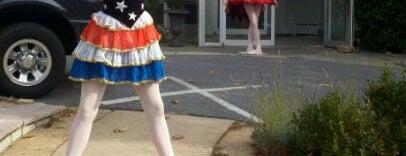 Washington Ballet is one of Locais curtidos por Ana Paula.