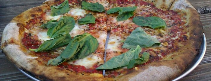 Wy'east Pizza is one of Vegan Friendly Pdx.