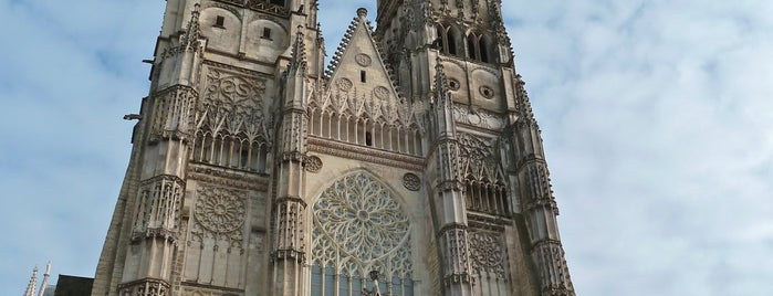 Cathédrale Saint-Gatien is one of Bienvenue en France !.