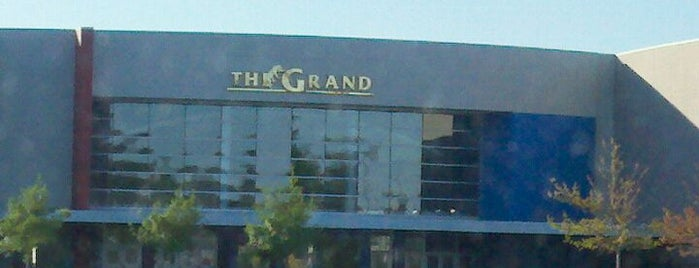 Grand Theatre 16 is one of #61-80 Places for Road Trip in HITM.