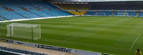 Elland Road is one of Venues....