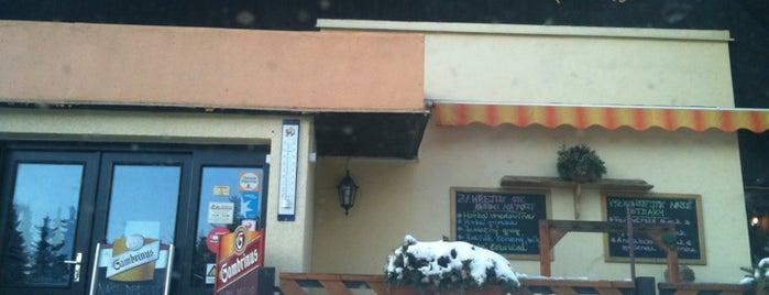 Dvoračka is one of Trutnov - where to eat.