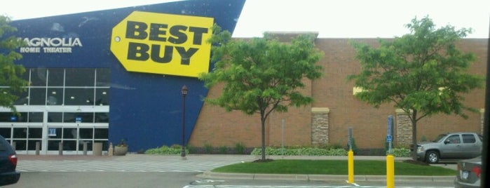 Best Buy is one of Locais curtidos por Aaron.