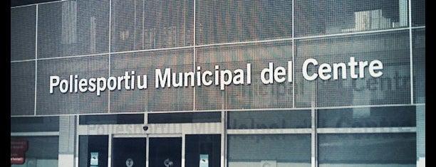 Poliesportiu Municipal del Centre is one of Sara's favorite places.
