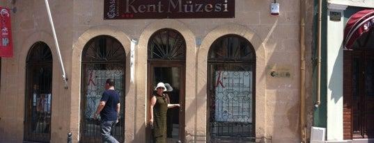 Çanakkale Kent Müzesi is one of Tarih/Kültür (Marmara).