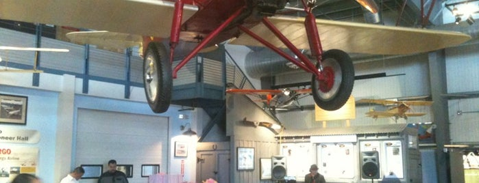 Alaska Aviation Museum is one of StorefrontSticker City Guides: Anchorage.