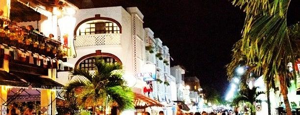 5ª Avenida is one of Cancun.