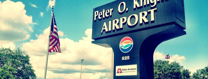Peter O. Knight Airport (TPF) is one of Flying.
