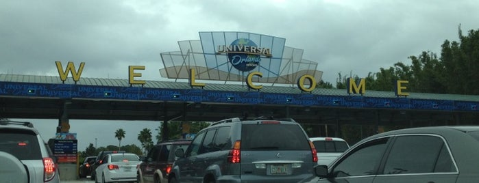 Universal Orlando Resort Parking Complex is one of To Do in....