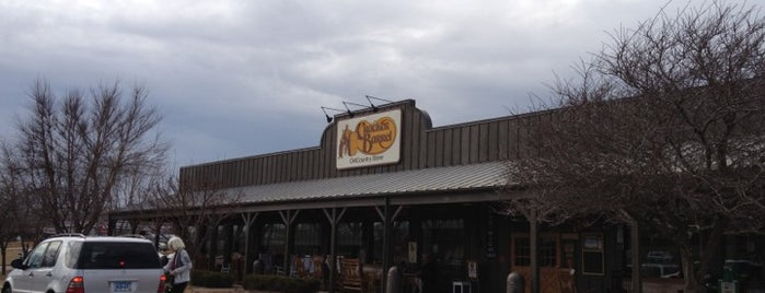 Cracker Barrel Old Country Store is one of Tempat yang Disukai Alan.