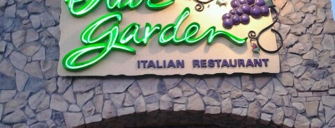 Olive Garden is one of Denver 2013.