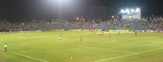 Stadium Sultan Ismail Nasiruddin Shah is one of Attraction Places to Visit.