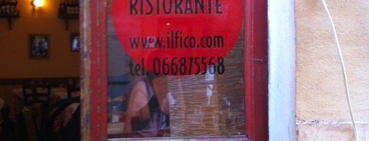 Ristorante Il Fico is one of Roma.