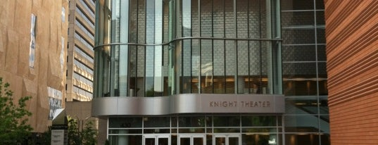 Knight Theater is one of Maarten's Liked Places.