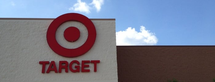 Target is one of Posti che sono piaciuti a Ted.