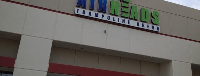 AirHeads Trampoline Arena is one of Orlando Area's Hidden Gems.