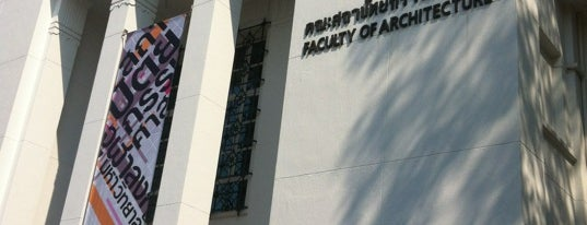 Faculty of Architecture is one of Relax.