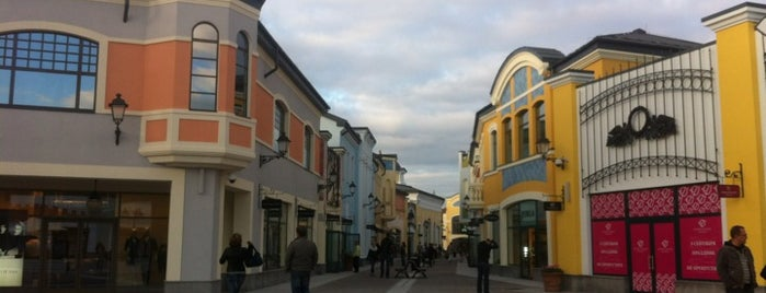 Outlet Village Белая Дача is one of Raz.