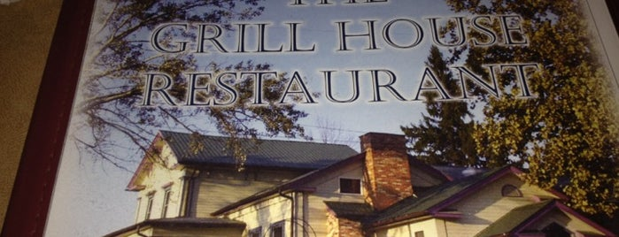 The Grill House Restaurant is one of Food Paradise.