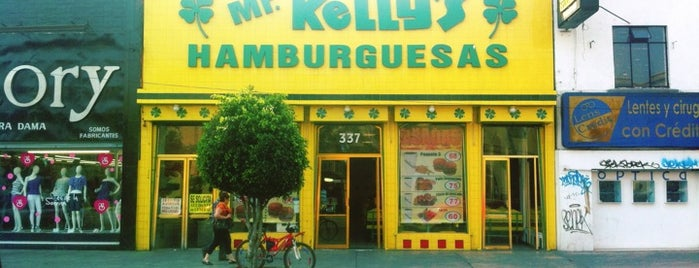 Mr. Kellys is one of La Zona..