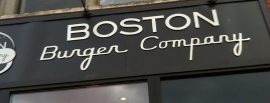 Boston Burger Company is one of Boston City Guide.