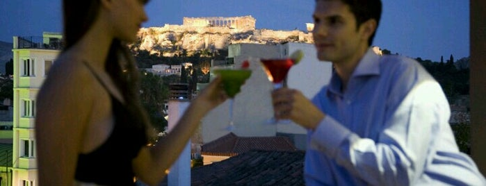 O&B Athens Boutique Hotel is one of Athen.
