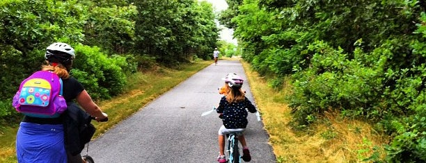 Cape Cod Rail Trail is one of Cape Cod Done Right.