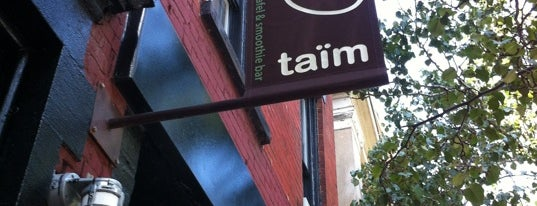 Taïm is one of NY.
