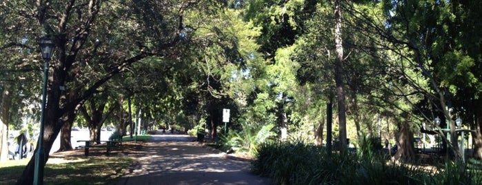 City Botanic Gardens is one of [To-do] Brisbane.