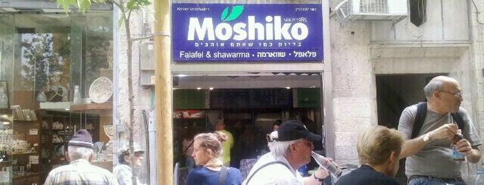 Moshiko is one of My Little Jeru.