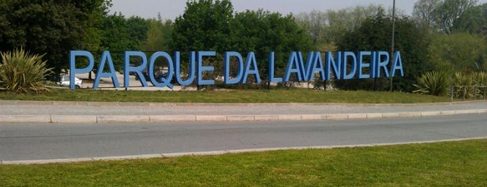 Parque da Lavandeira is one of Porto.