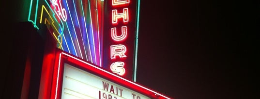 Laurelhurst Theater & Pub is one of Visiting Portland.