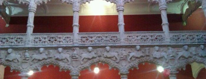 Palacio del Infantado is one of Spanien.