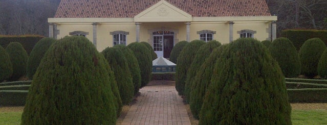 Morgenhof Wine Estate is one of The Mother City.