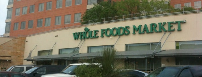 Whole Foods Market is one of SXSW: The Travellers' Guide.