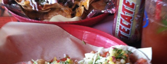 Fiesta Cantina is one of Favorites.