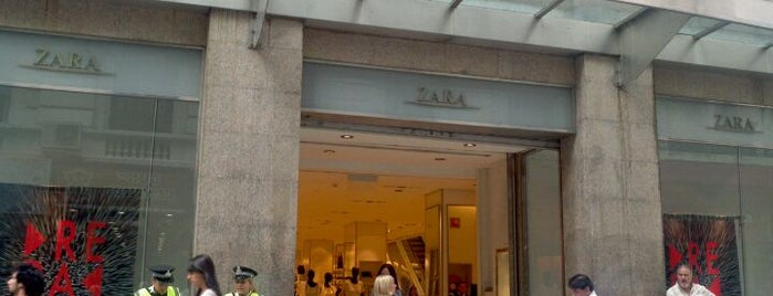 Zara is one of ¡buenos aires querida!.