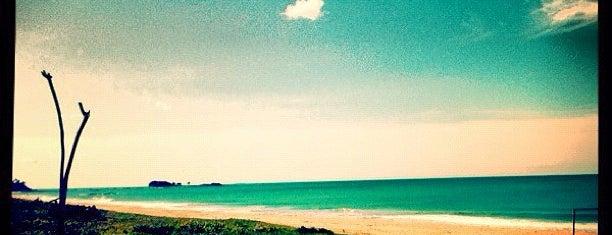Praia de Itajuba is one of Tempat yang Disukai Aline Carolina.