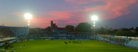Estadio Julio César Villagra (Club Atlético Belgrano) is one of Argentina football stadiums.