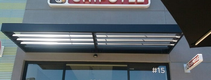 Chipotle Mexican Grill is one of Davidさんのお気に入りスポット.