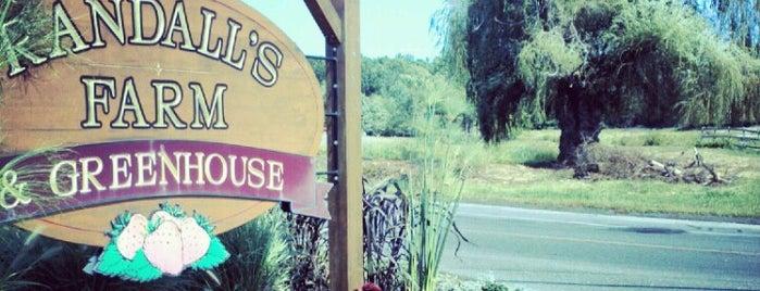 Randall's Farm & Greenhouse is one of Mike : понравившиеся места.