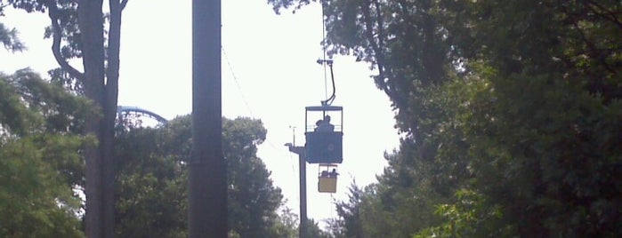 Skyride - Busch Gardens is one of Going Traveling!.