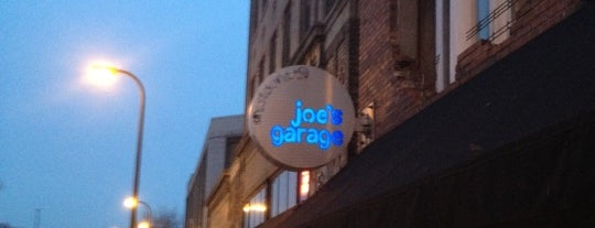 Joe's Garage is one of Patio's in Minneapolis.