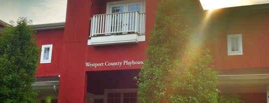 Westport Country Playhouse is one of The Wil List - CT.