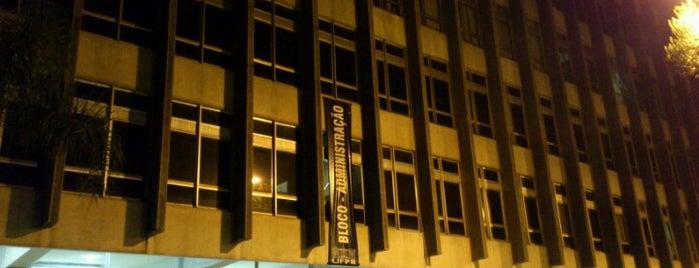 Prédio de Administração is one of UFPR - Centro Politécnico.