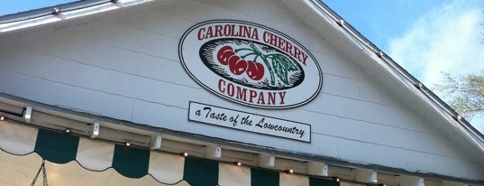 Carolina Cider Company is one of 500 Things to Eat & Where - South.