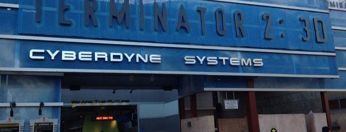 Terminator 2 3-D: Battle Across Time is one of ท่องเที่ยว Los Angeles, CA.