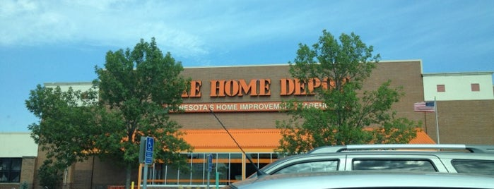 The Home Depot is one of Chai 님이 좋아한 장소.