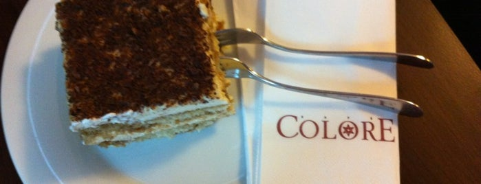 Café Colore is one of Prague, Beer & yummy food.