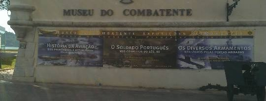 Monumento aos Combatentes do Ultramar is one of Museus.